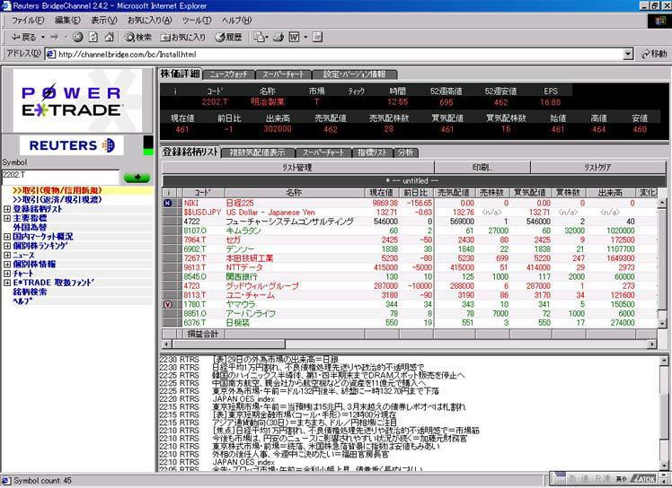 リアルタイム 更新 世界 の 株価 自動